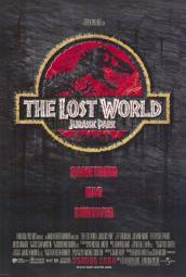 The Lost World: Jurassic Park 2 Movie Poster Print (27 x 40) MOVEF9419
