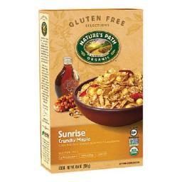 Nature's Path Organic Sunrise Crunchy Maple Cereal