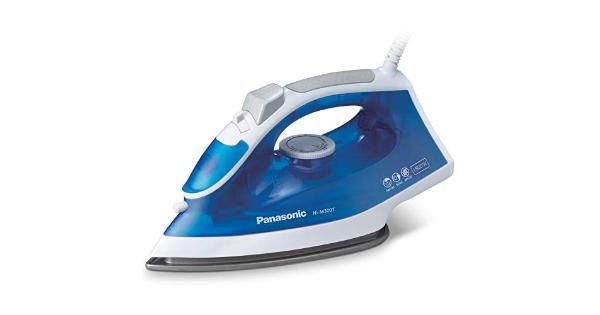 Panasonic-small appliances ni-m300ta multi-direction iron BLUE
