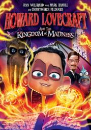 Howard lovecraft and the kingdom of madness (dvd/ws/ff 1.78:1)