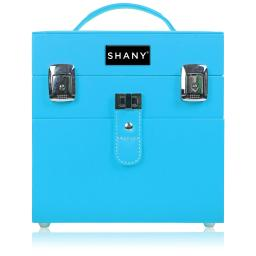 SHANY Color Matters - Nail Accessories Organizer and Makeup Train Case