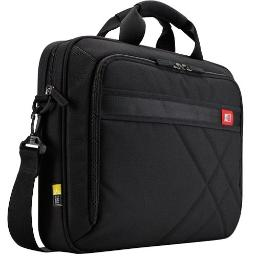 Case Logic Dlc-117Black 17.3 Laptop Case