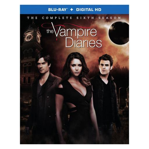 Vampire diaries-complete 6th season (blu-ray/3 disc) NPRQ6P6LZMLEYFCS