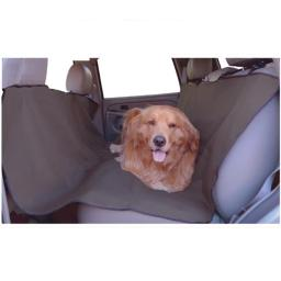 Majestic Pet Products 788995000099 Grey Universal Waterproof Hammock Back Seat Cover