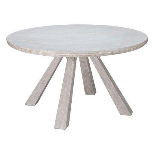 Beaumont Round Dining Table, Sun Drenched Acacia