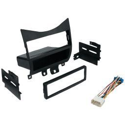 Best Kits Bkhonk823H In-Dash Installation Kit (Honda(R) Accord 2003-2007 With Harness, Radio Relocation To Factory Poc