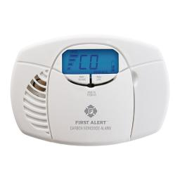 First Alert Battery-Powered Electrochemical Carbon Monoxide Detector - Case Of: 3;