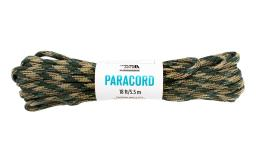 46943 leisure arts paracord 18ft variegated camo