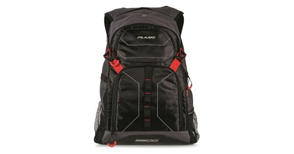 Plano plabe611 plano e-series 3600 tackle backpack – black