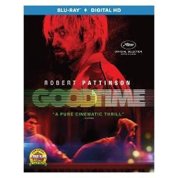 Good time (blu ray) (ws/eng/eng sub/span sub/eng sdh/5.1 dts-hd) BR53066