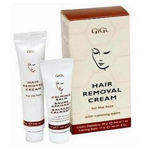 GIGI WAX 0435 FACIAL HAIR REMOVER CREAM 9D47D3BCC7C1A24D
