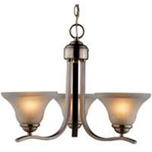 BOSTON HARBOR 1571-3C FIXTURE CHANDELIER 3LTBRSH NKL Finish=Brushed Nickel