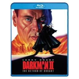 Darkman ii-return of durant (blu ray) (ws/1.78:1) BRSF18075
