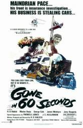 Gone in 60 Seconds Movie Poster (11 x 17) MOV170656