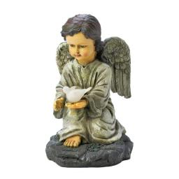 Accent Plus 10018300 Solar Angel with Dove