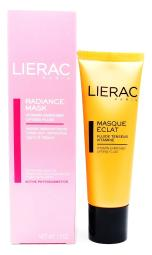LIERAC Radiance Mask Vitamin-Enriched Lifting Fluid 1.7 Oz.