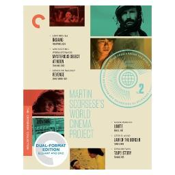 Martin scorseses world cinema project 2 (blu-ray/dvd) (9discs/ws/b&w) BRCC2759