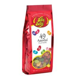 Jelly Belly 49 Assorted Jelly Bean Flavors - 7.5 Ounce GiftBag - Genuine, Official, Straight from the Source
