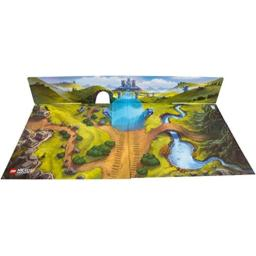 Lego Nexo Knights Playmat 853519 39.4 x 24.8 inches 2-sided