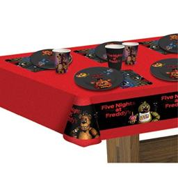 Forum Novelties Five Nights at Freddy's Tablecover