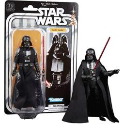 Disney Star Wars Black Series 40th Anniversary Collection Darth Vader - 6 Inches Action Figure - Movie-Like Detailing - Includes One Figurine - Posable Arms, Legs, and Head - Designed for Ages 4 Plus