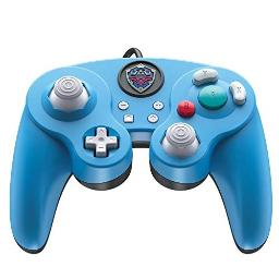 Nintendo Switch Legend of Zelda Link GameCube Style Wired Fight Pad Pro Controller by PDP, 500-100-NA-D2