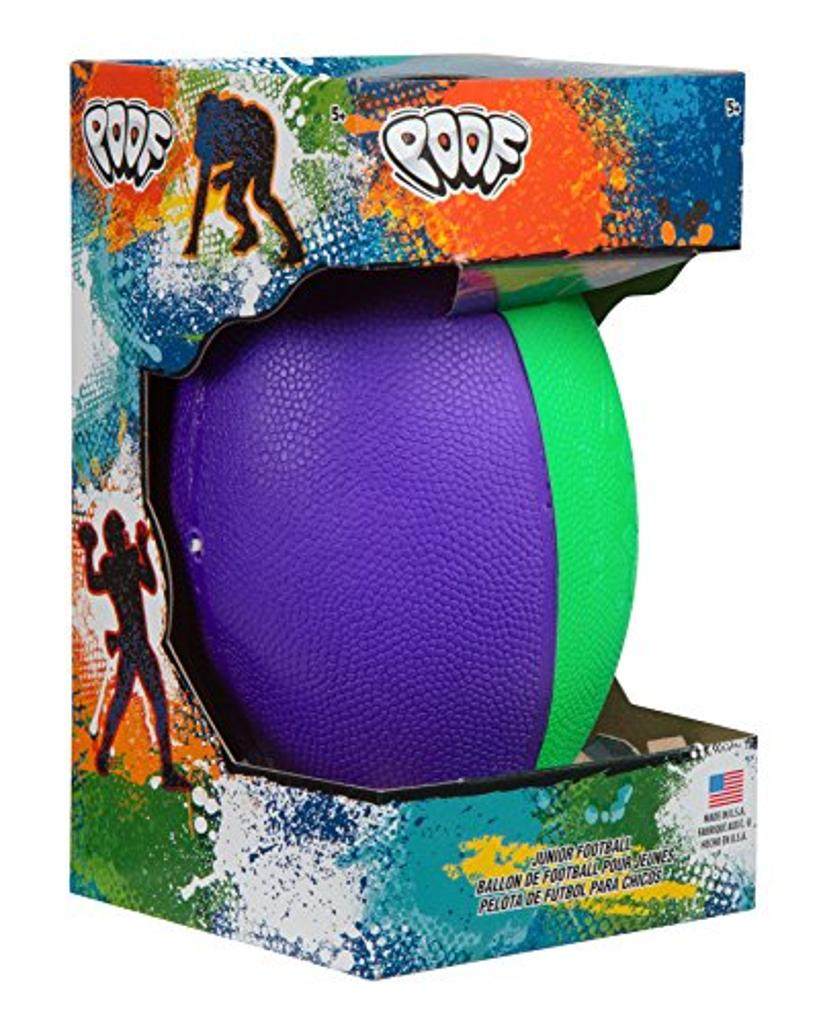 POOF Junior Football in a Box