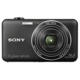 Sony Cyber-shot DSC-WX50 162 MP Digital Camera with 5x Optical Zoom and 27-inch LCD  (Black) (2012 Model)