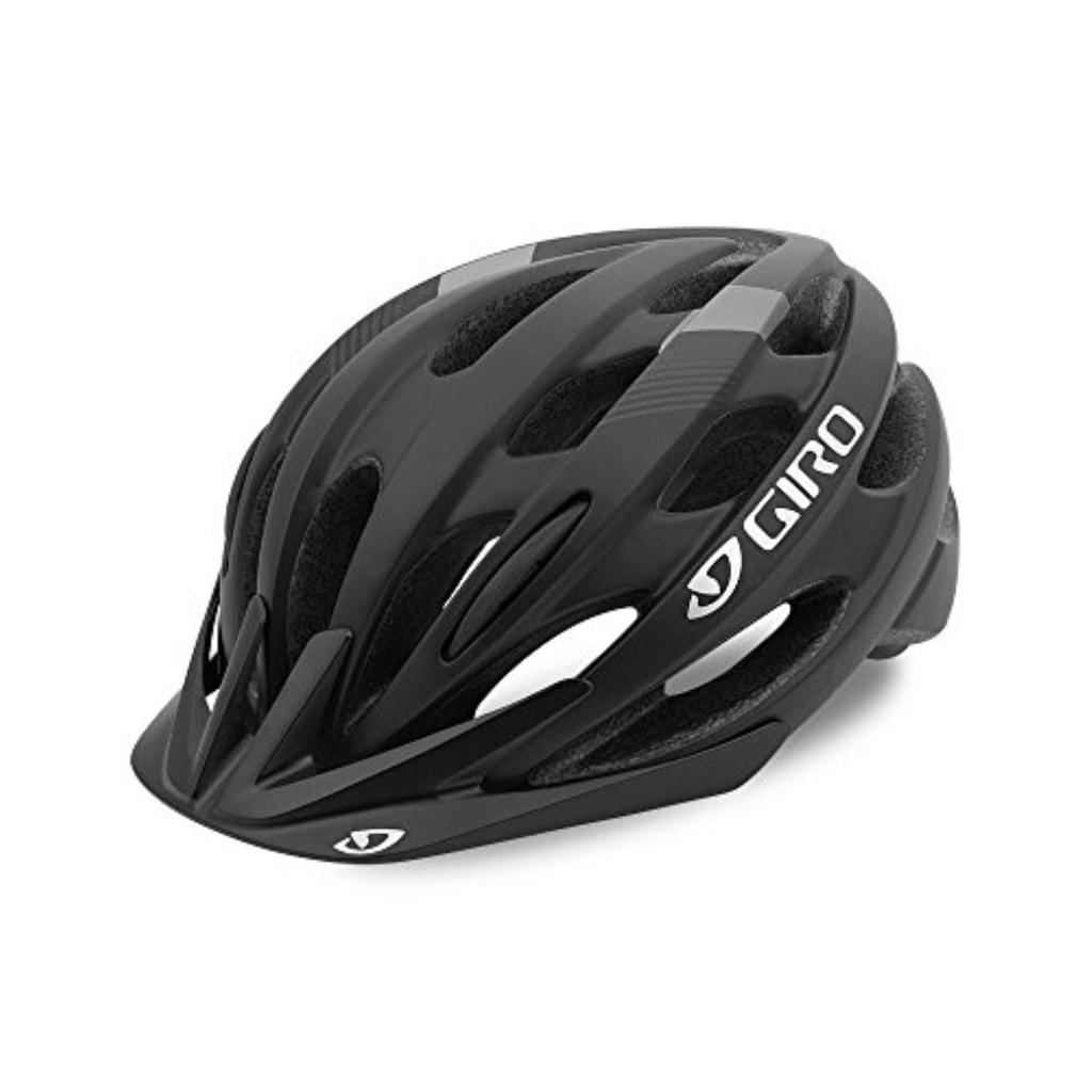 Giro Revel Cycling Helmet Matte Black/Charcoal Universal Adult (54-61 cm)