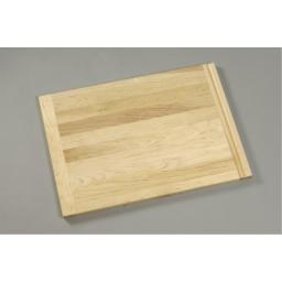 Vance 16 X 22 inch X 3/4 inch thick Hardwood Cutting Board with Routed Pull-Out, 8R1622WB