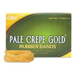 ALL20645 - Pale Crepe Gold Rubber Bands