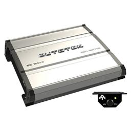 Autotek Ss1500.2 Super Sport Series 2-Channel Class Ab Amp (1,500 Watts)