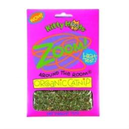 Organic Catnip - Zoom Around The Room by Aspen, 0.5(1/2) OZ