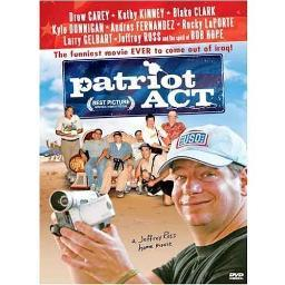 Patriot Act: A Jeffrey Ross Home Movie (2006)  DVD