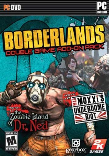 Borderlands add-on pack zombie island of dr ned & mad-nla 1287734