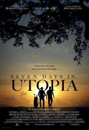 Seven Days in Utopia Movie Poster (11 x 17) MOVGB30224