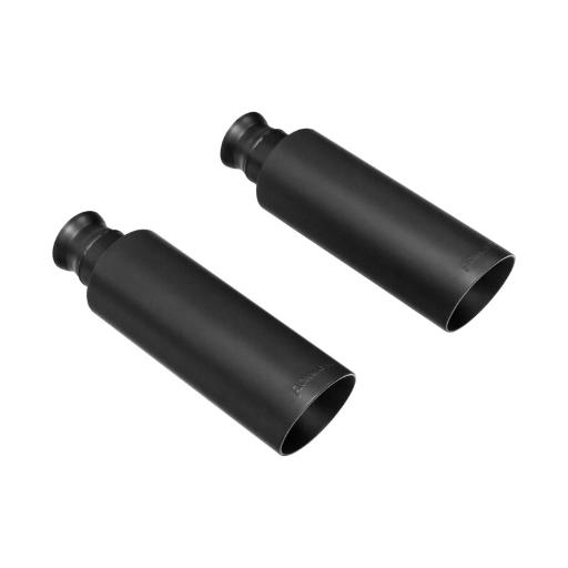 Flowmaster Exhaust Tip 09-17 Dodge Ram 1500 Direct-Fit Exhaust Tips (Pair) Black Finish 4in C1D2OLS4E7AGSHWN