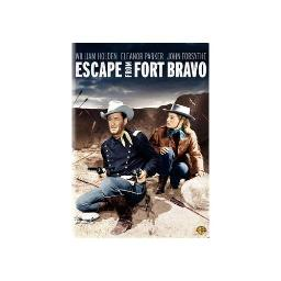 ESCAPE FROM FORT BRAVO (DVD) 883929005123