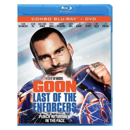 Goon-last of the enforcers (blu ray/dvd combo) (2discs/ws/5.1 dol dig)