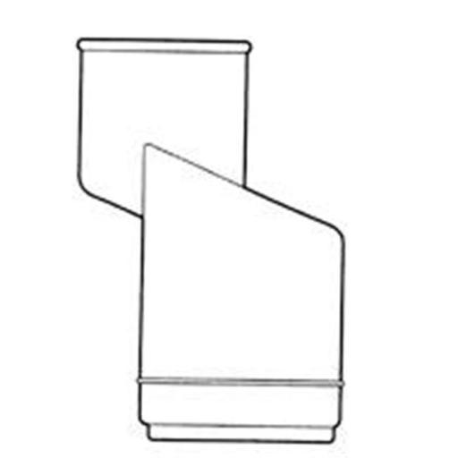 Hancor 0364AA Downspout Adapter