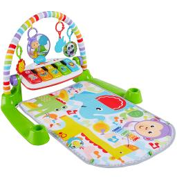 Fisher-Price FPFVY57 Deluxe Kick & Play Piano Gym Play Mat