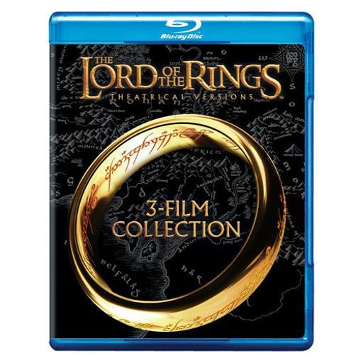 Lord of the rings-original theatrical trilogy (blu-ray/tfe/3 disc) 1289317