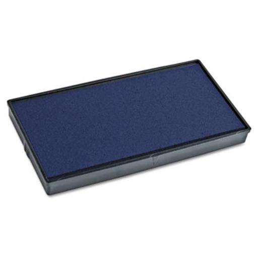 Consolidated Stamp 065474 2000 PLUS Replacement Ink Pad for Printer P60, Blue