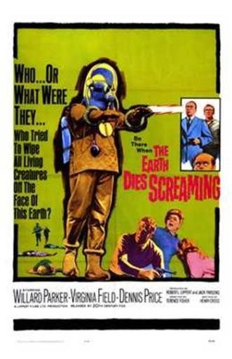 The Earth Dies Screaming Movie Poster (11 x 17) 3EFUYXL9BJM4BYXN