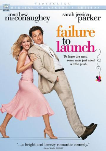 Failure to launch (dvd) (ws/2017 re-release) MRES3DGLWCLJULKS