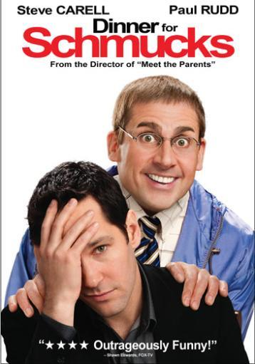 Dinner for schmucks (dvd)-nla 1291214