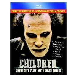 Children shouldnt play with dead things (blu-ray) BR9027