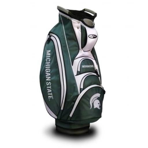 TEAM GOLF 22373 Michigan State University Victory Cart Bag HEPWF4SVCX7KRUYN