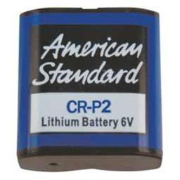 American Standard A923654-0070A Selectronic Battery 6Vcr-P2