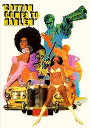 Cotton comes to harlem (1970/dvd) DK1383D